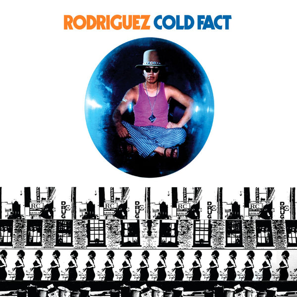 Rodriguez - Cold Fact (Physical CD)
