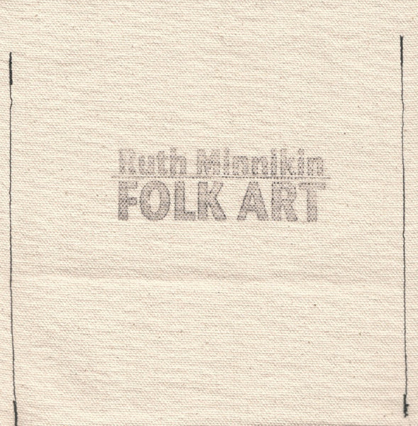 Ruth Minnikin - Folk Art