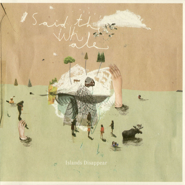 Said The Whale - Islands Disappear, in MP3 and FLAC digital download format.