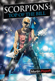 Martin Popoff - Scorpions: Top of the Bill (Book with Free Shipping)