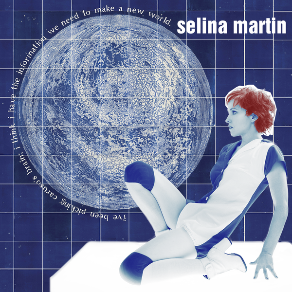 Selina Martin - i've been picking caruso's brain; i think i have the information we need to make a new world