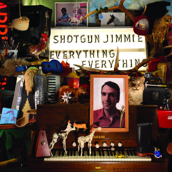 Shotgun Jimmie - Everything, Everything, in MP3 and FLAC digital download format.