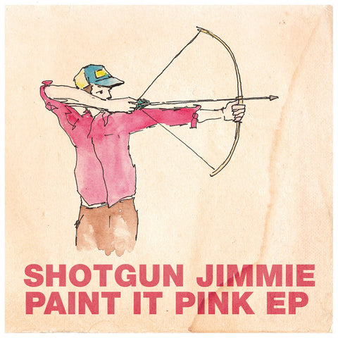 Shotgun Jimmie - Paint It Pink EP, in MP3 and FLAC digital download format.