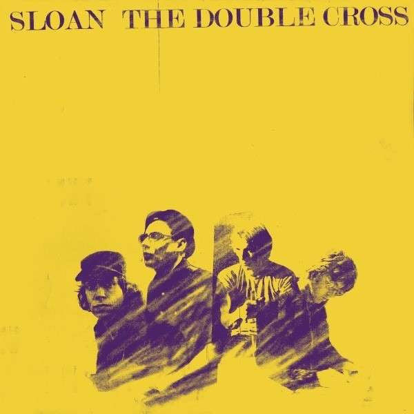 Sloan - The Double Cross (Physical CD)