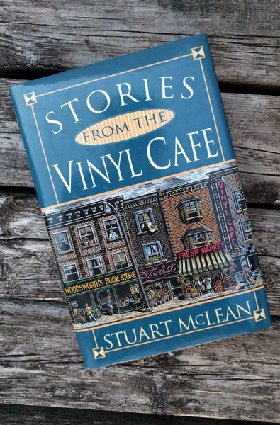 From The Archive! - Book - Stuart McLean - Stories from the Vinyl Cafe - Hardcover