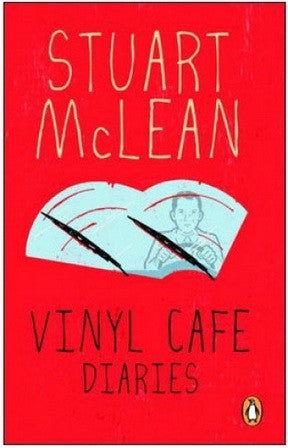 Book - Stuart McLean - The Vinyl Cafe Diaries - Softcover