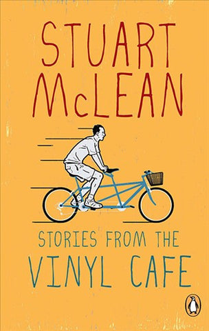 Book - Stuart McLean - Stories from the Vinyl Cafe - Softcover