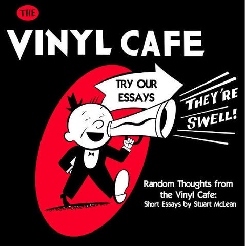 Stuart McLean - Random Thoughts from the Vinyl Cafe Story #6 - Salt