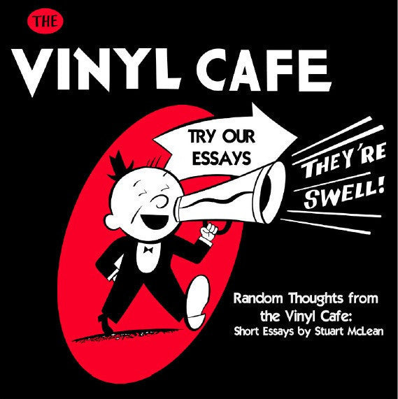 Stuart McLean - Random Thoughts from the Vinyl Cafe Story #7 - Why We Lie