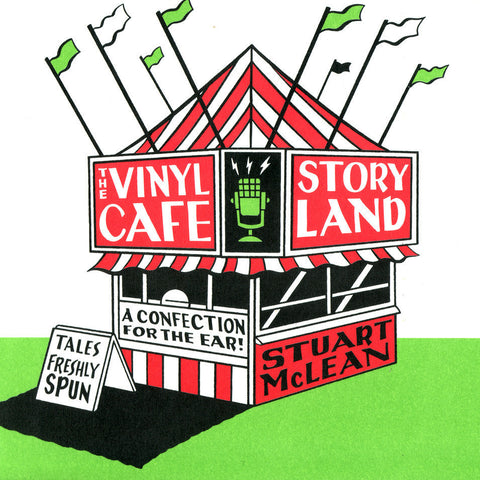 Stuart McLean - The Vinyl Cafe Storyland - Story #4 - Dave's Shoelace