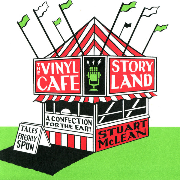 Stuart McLean - The Vinyl Cafe Storyland  (CD)