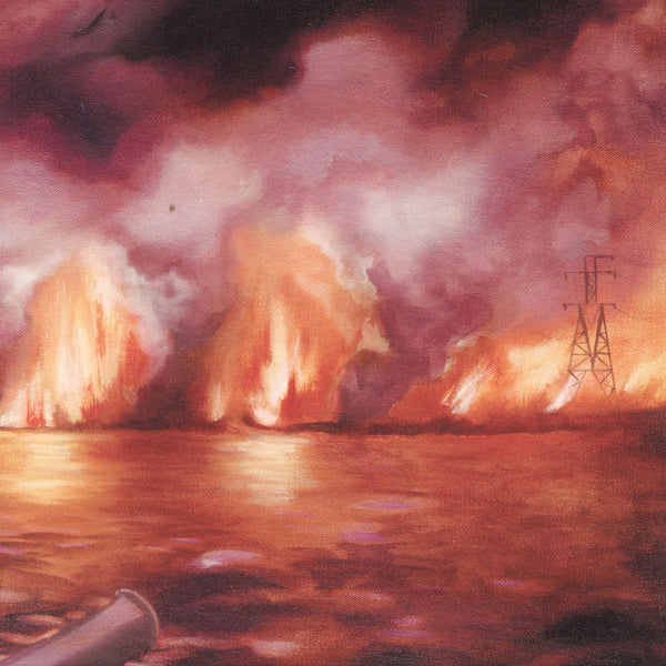 The Besnard Lakes - The Besnard Lakes Are the Roaring Night (Physical CD)