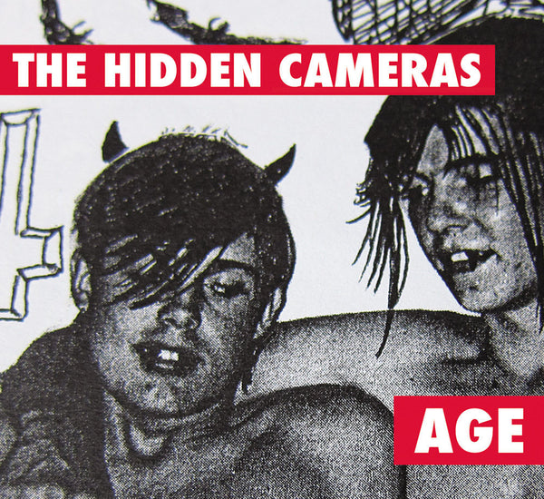 The Hidden Cameras - Age (Physical CD)