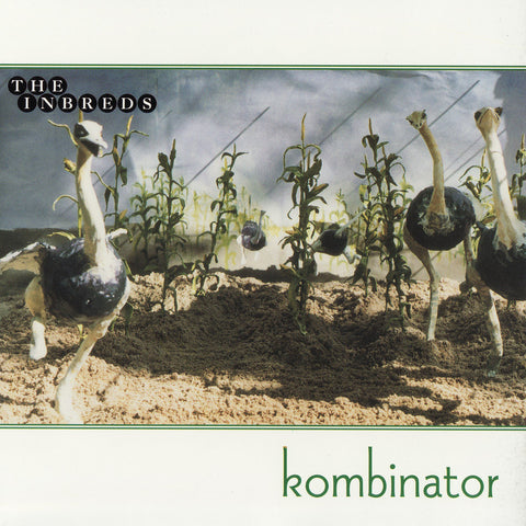 The Inbreds - Kombinator  (Physical CD)