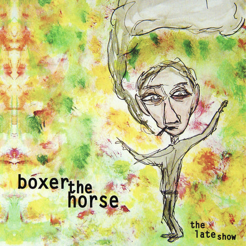 Boxer The Horse - The Late Show