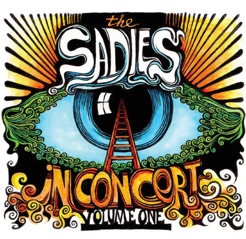 The Sadies - In Concert Vol. 1 and Vol. 2