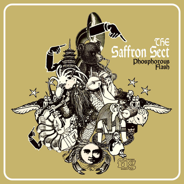 The Saffron Sect - Phosphorous Flash