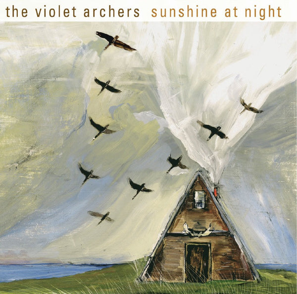 The Violet Archers - Sunshine At Night (Physical CD)