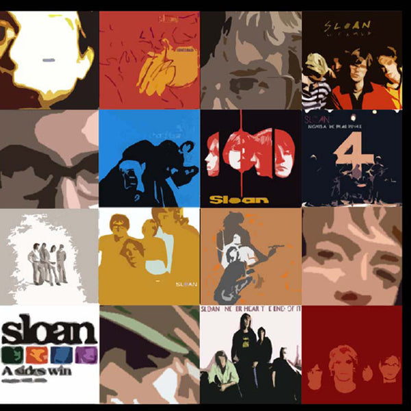 Various - Take It In: A Tribute to Sloan