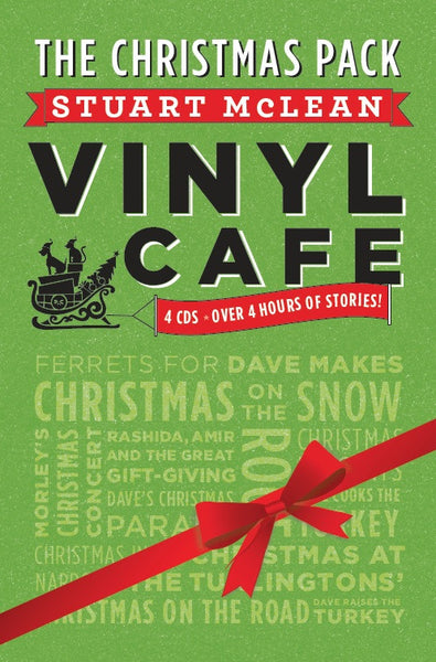 Stuart McLean - Vinyl Cafe : Christmas Pack  (CD)