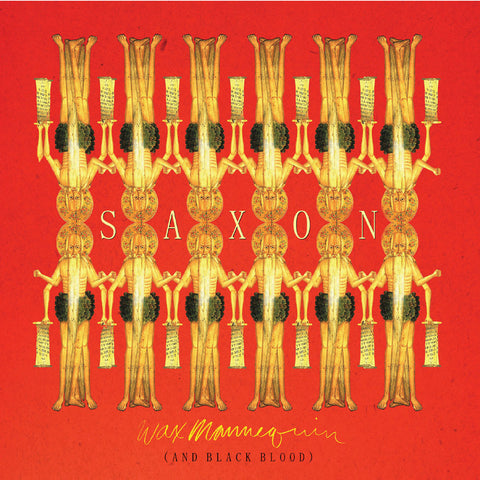 Wax Mannequin - Saxon (Physical CD)