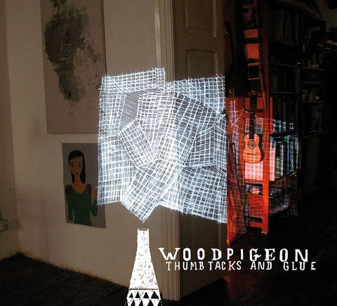 Woodpigeon - Thumbtacks + Glue, in MP3 and FLAC digital download format.
