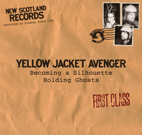 Yellow Jacket Avenger - NSR 7 Inch