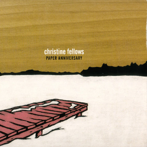 Christine Fellows - Paper Anniversary