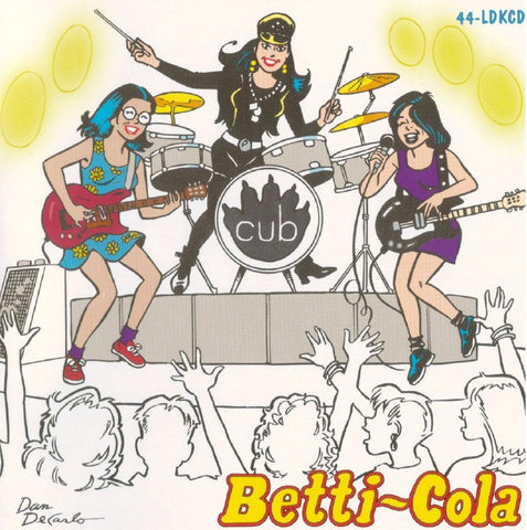 Cub - Betti-Cola