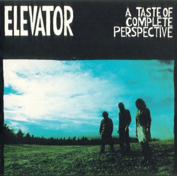 Elevator - A Taste of Complete Perspective