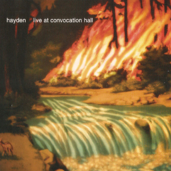 Hayden - Live at Convocation Hall