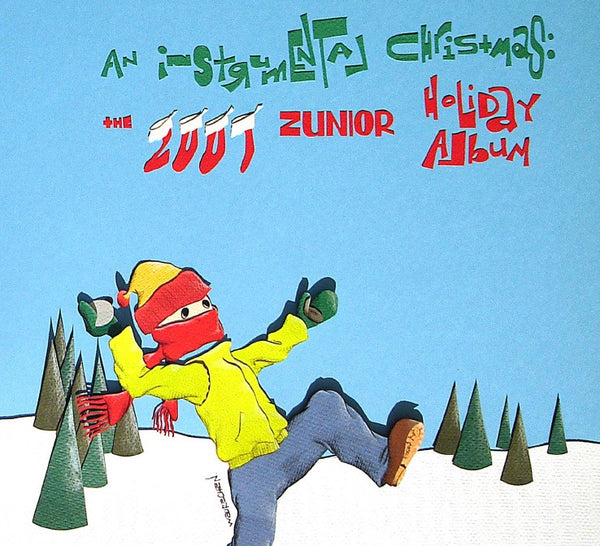 An Instrumental Christmas: The 2007 Zunior Holiday Album