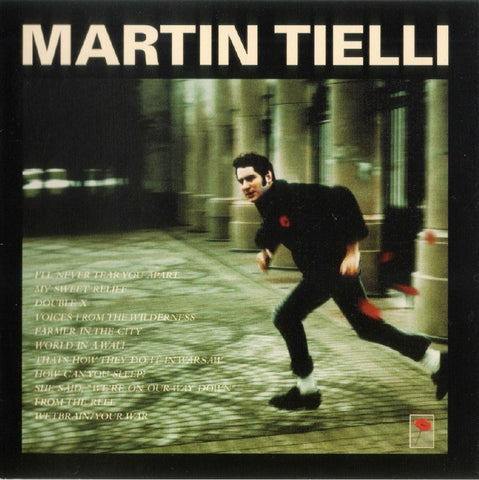 Martin Tielli - We Didn't Even Suspect He Was The Poppy Salesman