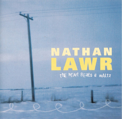 Nathan Lawr - The Heart Beats A Waltz