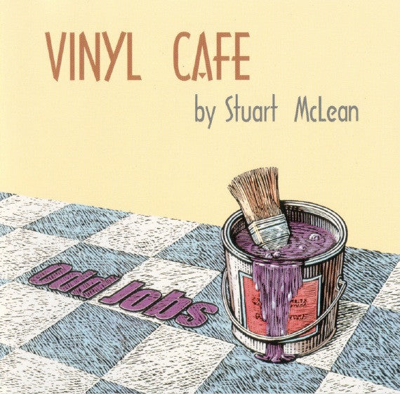 Stuart McLean - Vinyl Cafe: Odd Jobs  (CD)