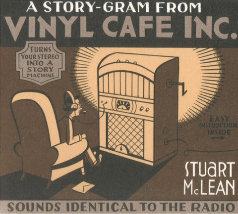 Stuart McLean - A Story-Gram from Vinyl Cafe (CD)