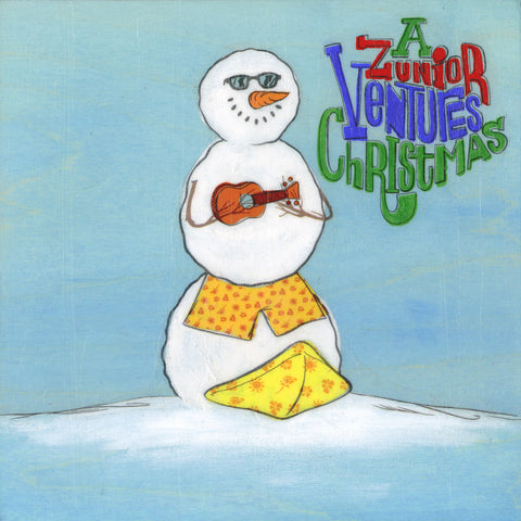 A Zunior Ventures Christmas (2012)
