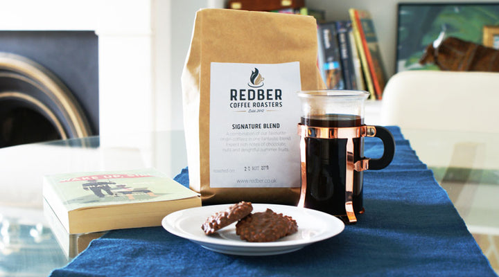 Coffee of the Month - Redber Signature Blend