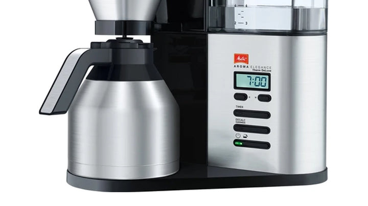 How To Clean The Melitta Aroma Elegance