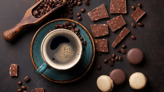 Chocolate & Coffee- A Brew-tiful Pairing