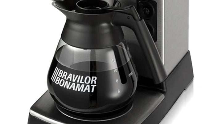 How to Clean your Bravilor Novo Filter Coffee Machine