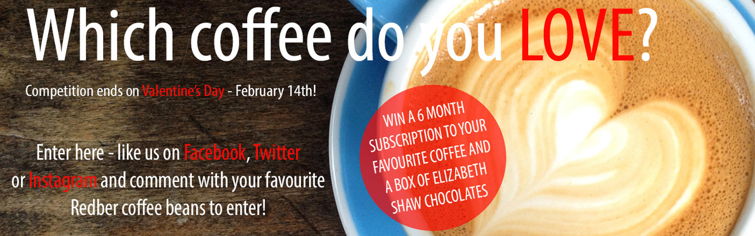 *COMPETITION* Which Coffee Do you LOVE?