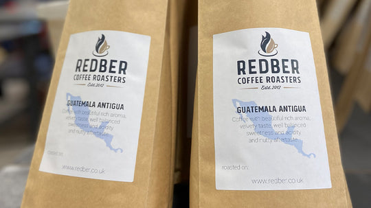 The Journey of a Redber Coffee Order