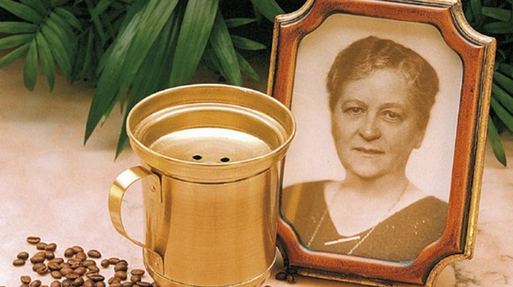 Melitta Bentz - The Woman That Invented Modern Filter Coffee