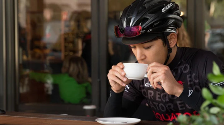 Pedal Power - Coffee and Cycling
