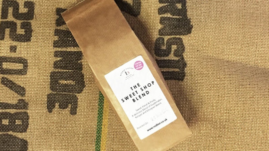 Coffee of the Month - Sweet Shop Blend