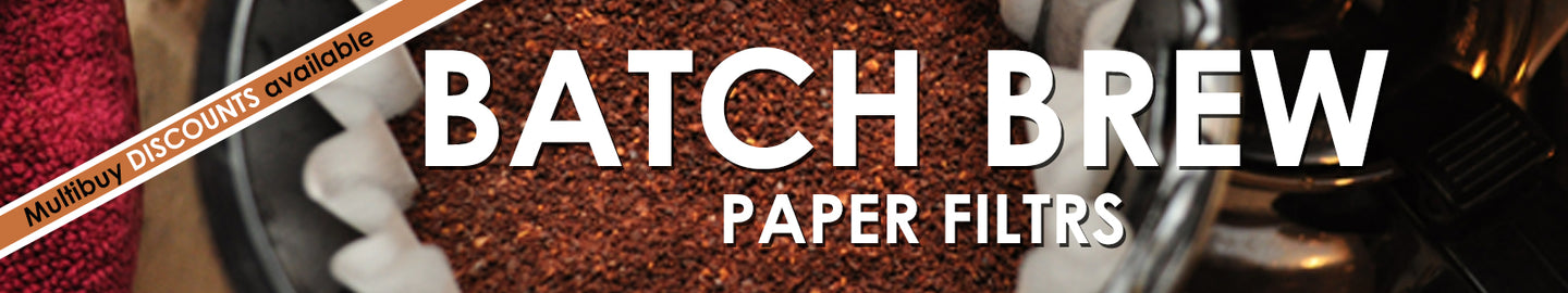 Batch Brew Coffee Filters