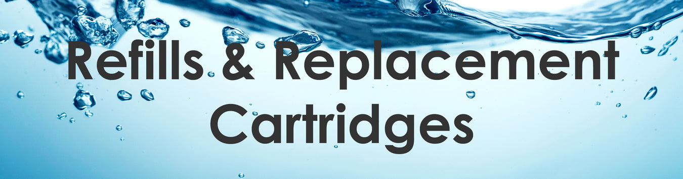 Water Filter Refills & Replacement Cartridges