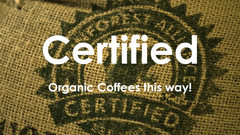 Redber's Certified Coffee