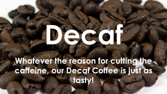 Redber's Decaf Coffee